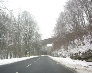 Dirigindo por Luxemburgo